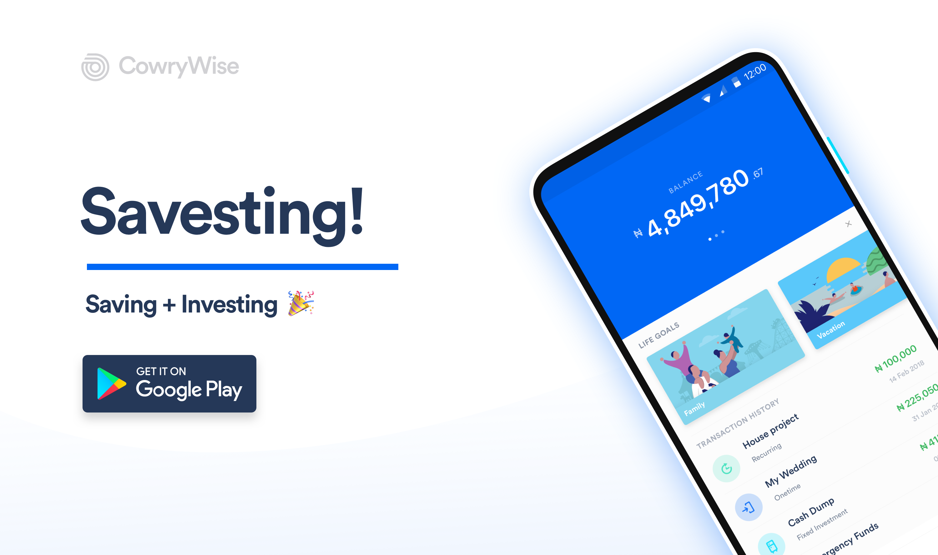 Image result for cowrywise