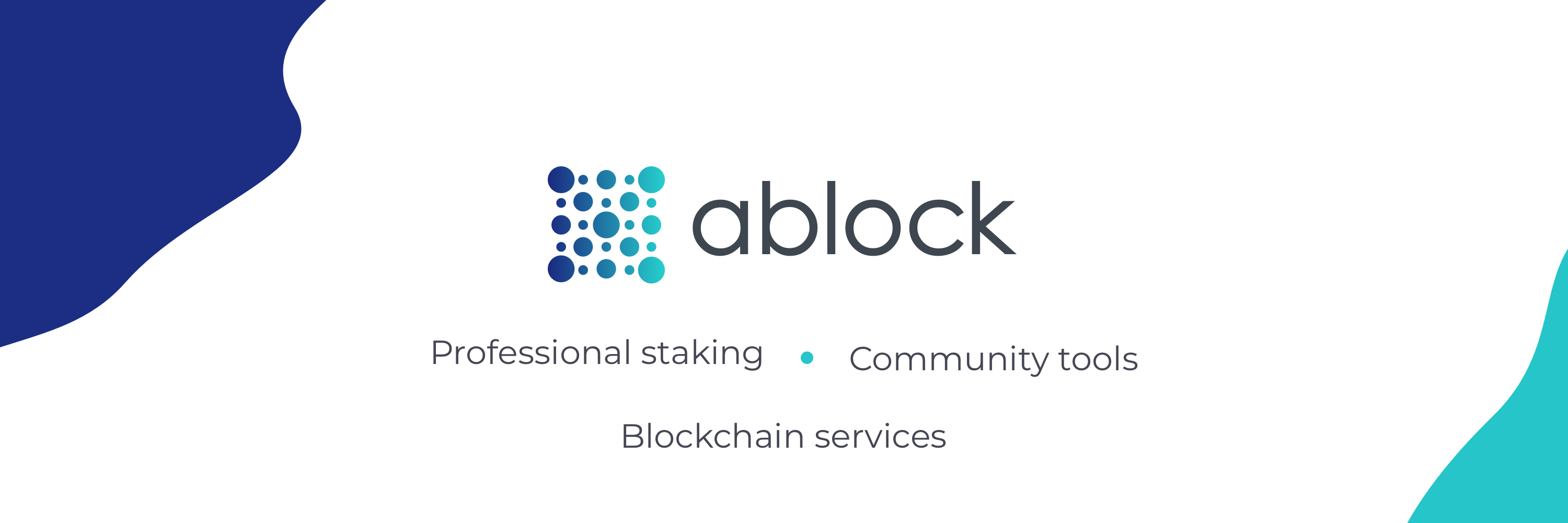 ablock logo and services