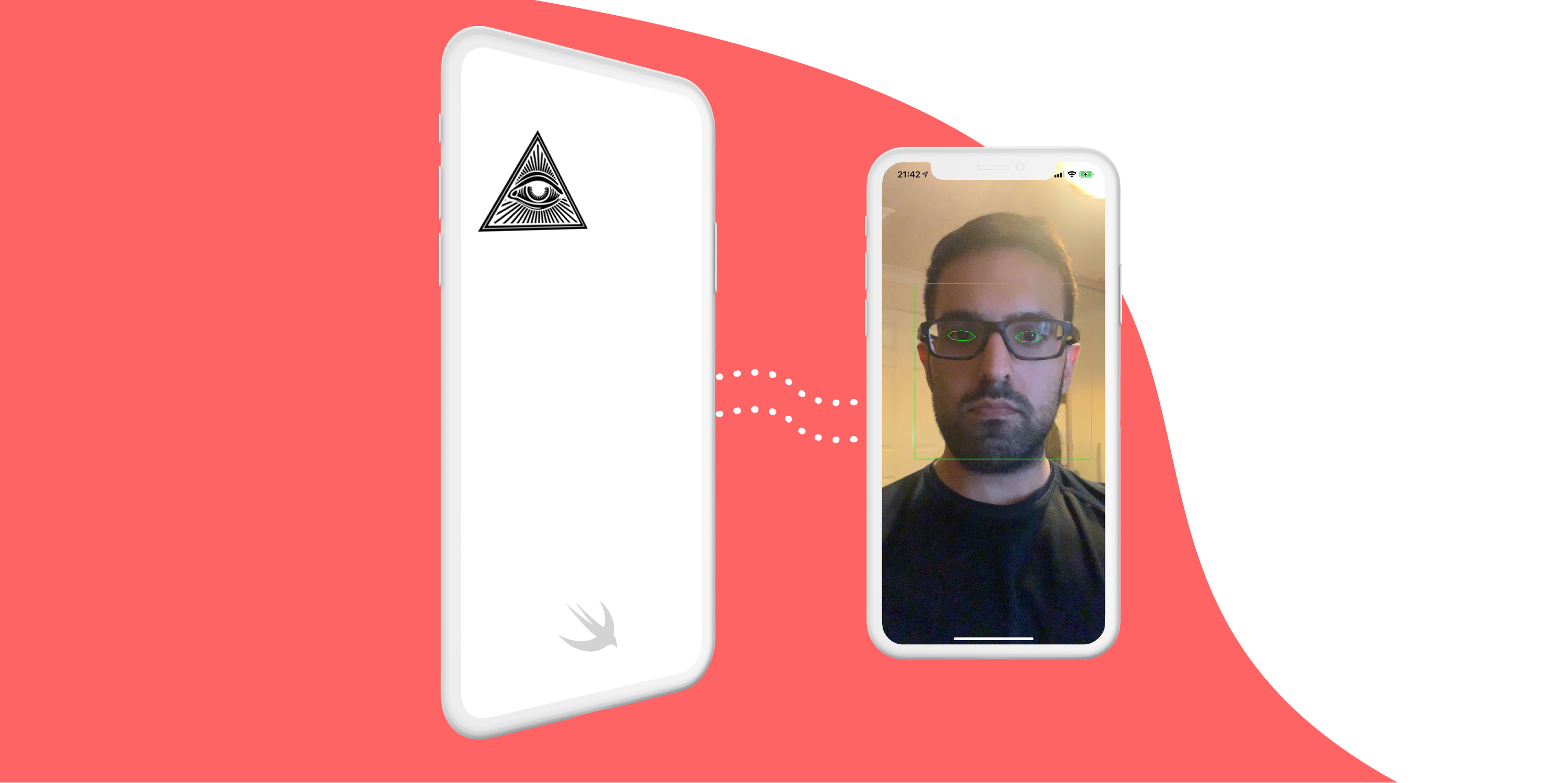 Live Face Tracking on iOS using Vision Framework - Onfido