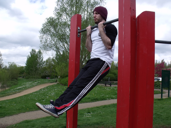 Pull Up Progressions for Building Upper Back Strength