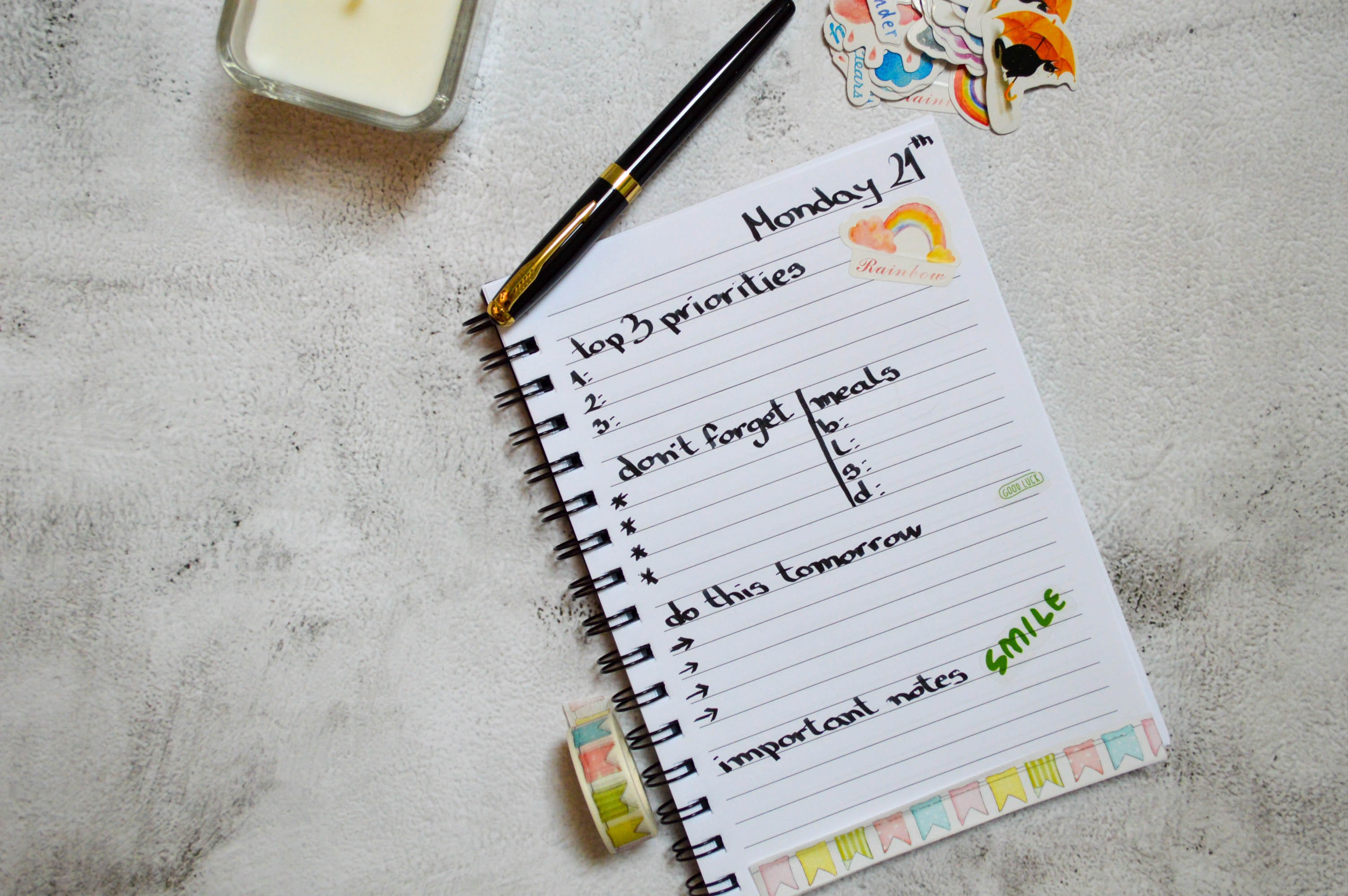 Why You Should Start Bullet Journaling Today By Anggun Bawinur The Innovation Medium