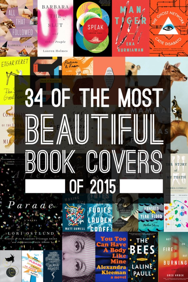 Beautiful book covers of 2015