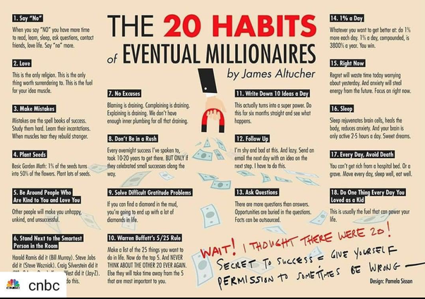To things improve yourself to do 30 Practical