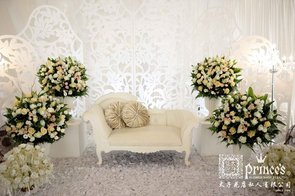 Wedding And Event Decoration Services In Singapore Prince