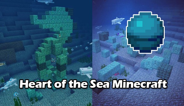 Heart Of The Sea Minecraft Guide Series The Gamers Diary By Zohaib Noman Medium
