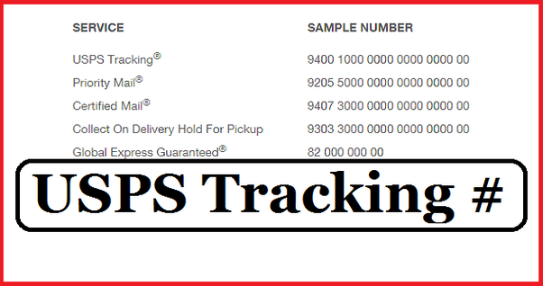 How To Track Usps Mail And Certified Mail Online By Headline Code Medium