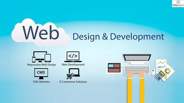 Creative Web Design Agency Web Development Usa Ca By Wizbytes Technology Medium