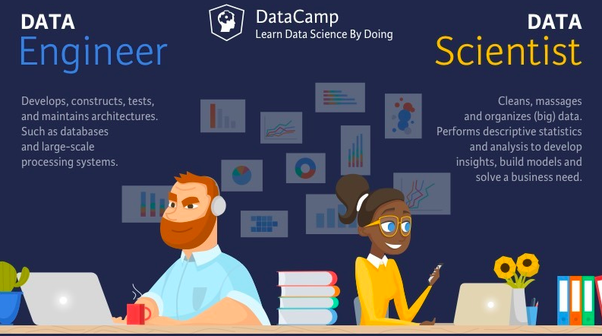 What Is The Difference Between A Data Engineer And A Data