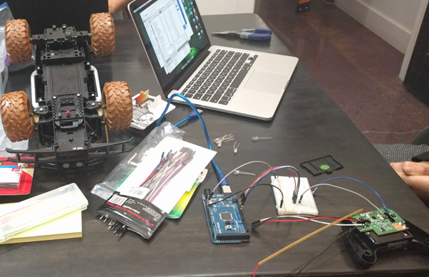 Self-Driving RC Car Project — Part 2 - Chatbots bible and