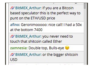 The Future of BitMEX, Trader Topics, and Bitcoin Outlook with Arthur