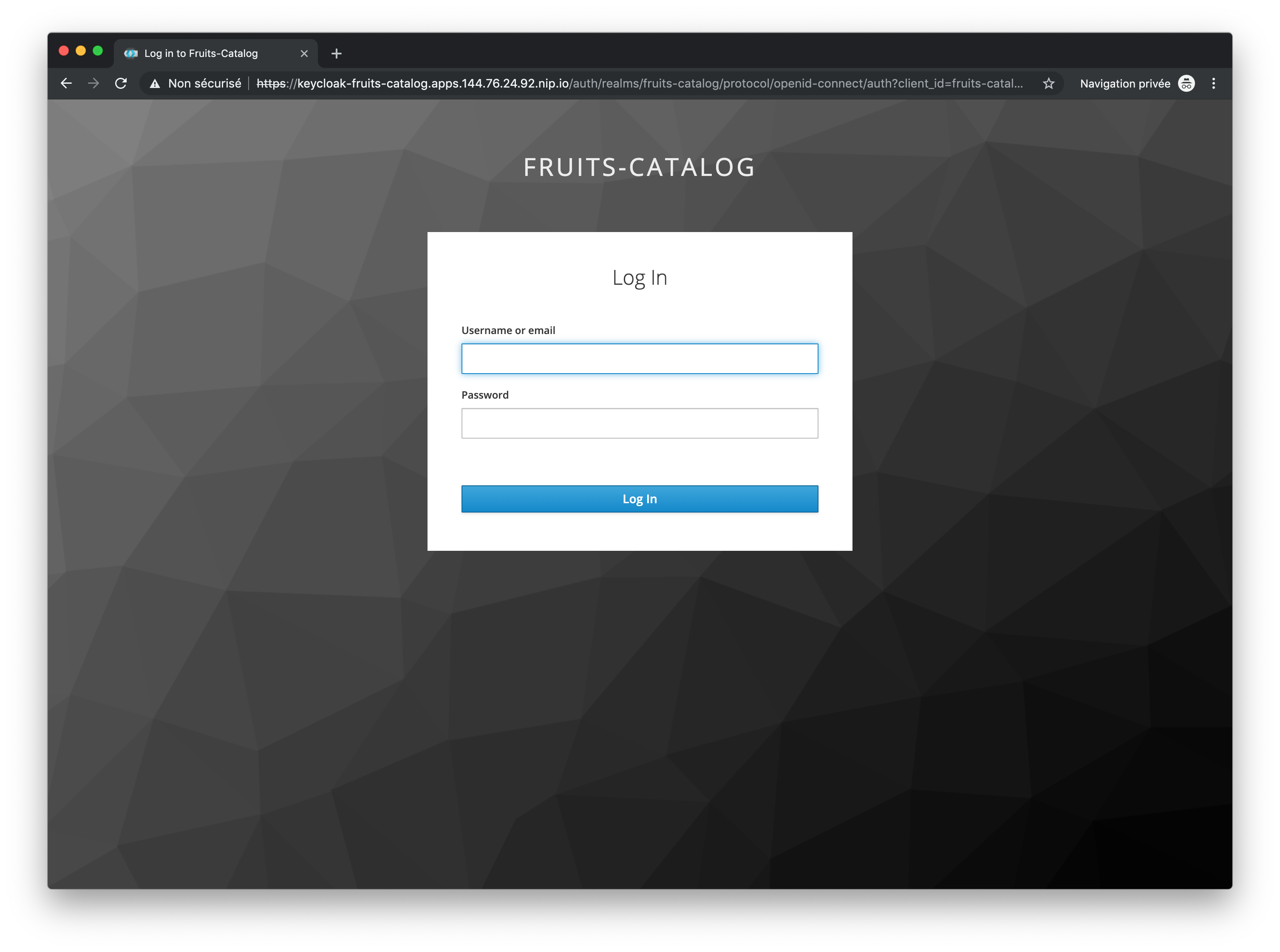 Adding security layers to your App on OpenShift — Part 2