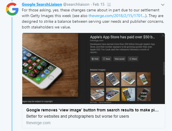 The Best Use of Google Images to Handle E-commerce