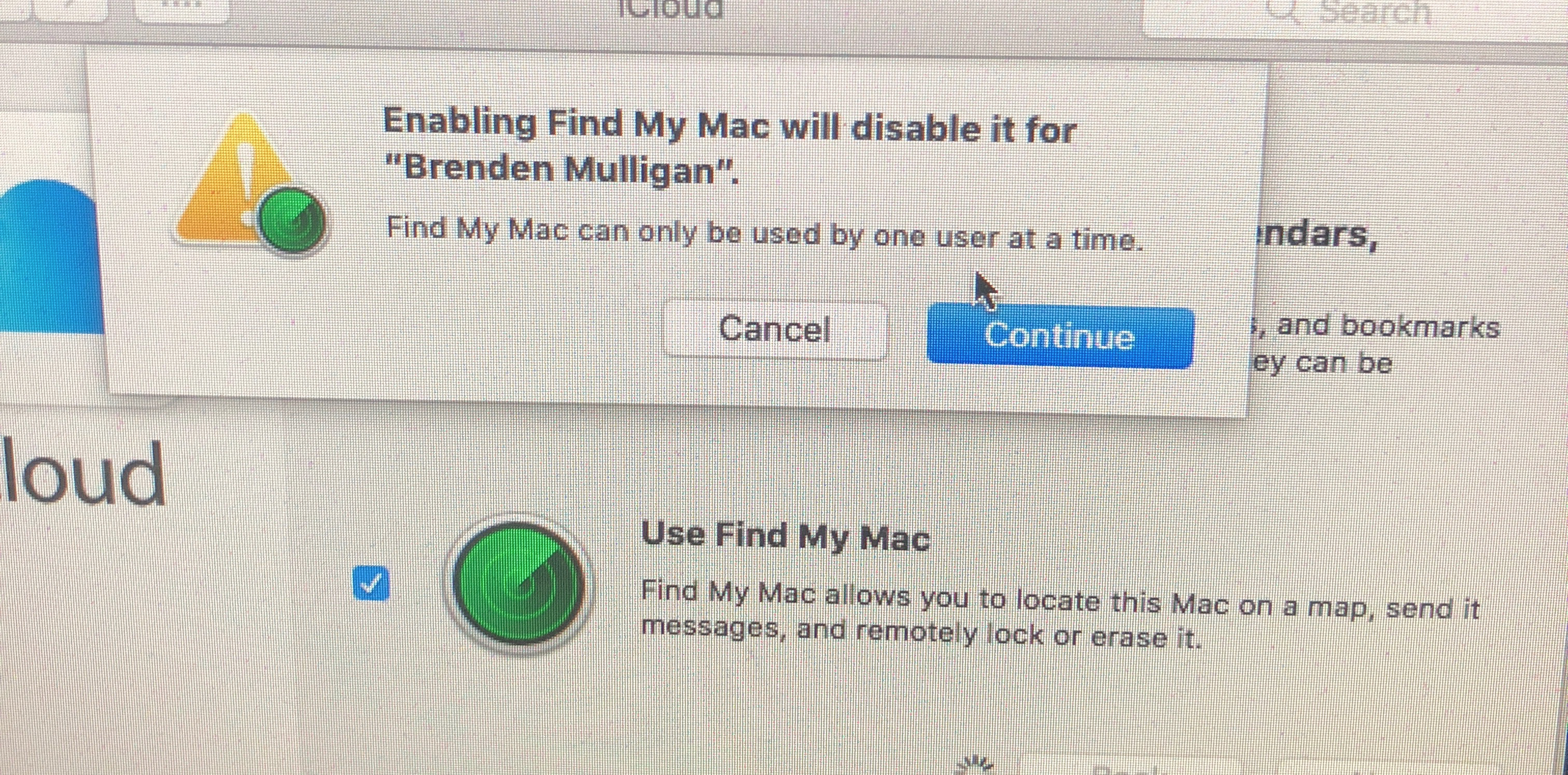 How I sold an old Mac and unknowingly had access to its