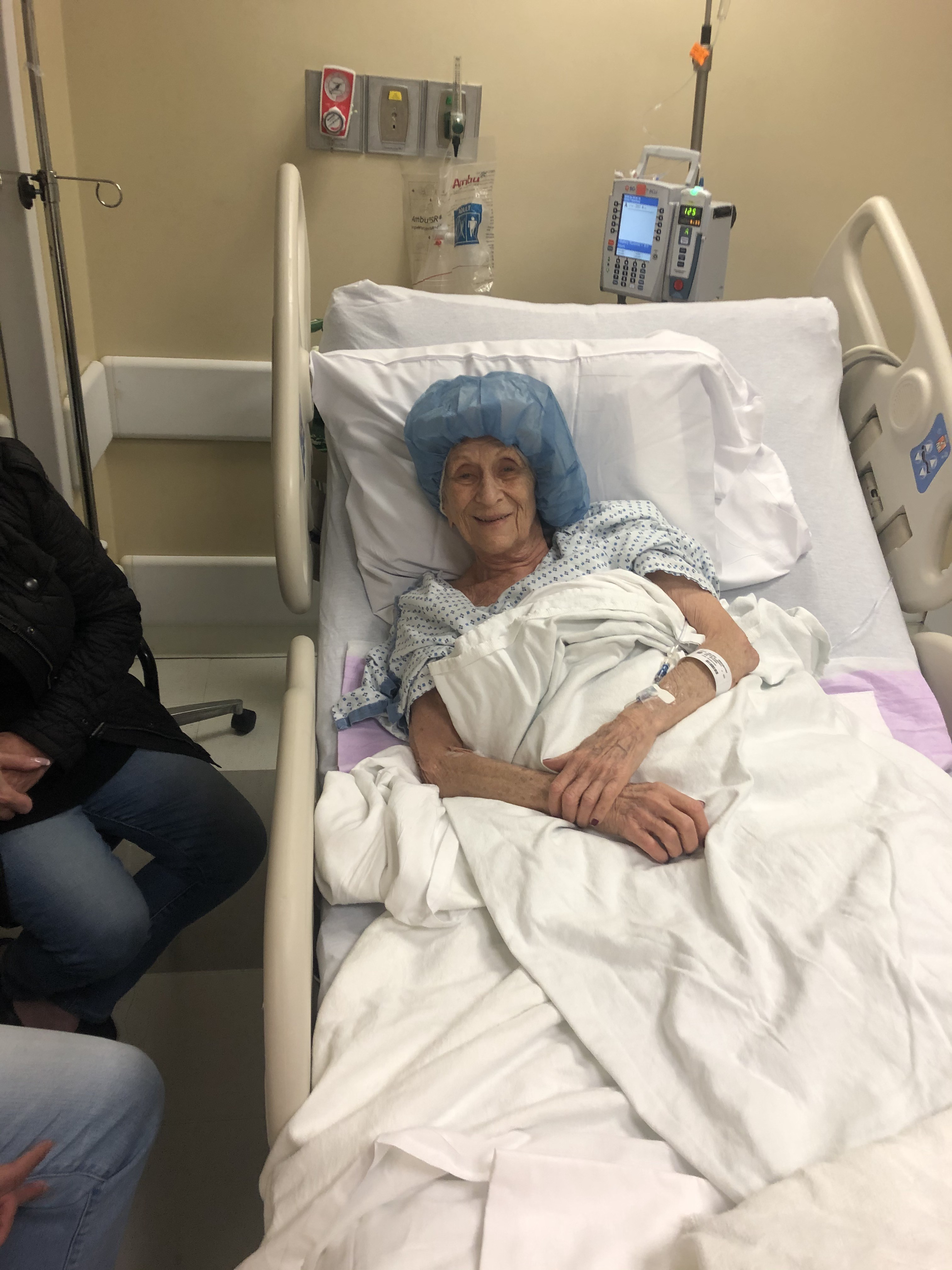 What My Grandma Harriet S Colon Cancer Can Teach Us About Humility By Jordan Gross P S I Love You