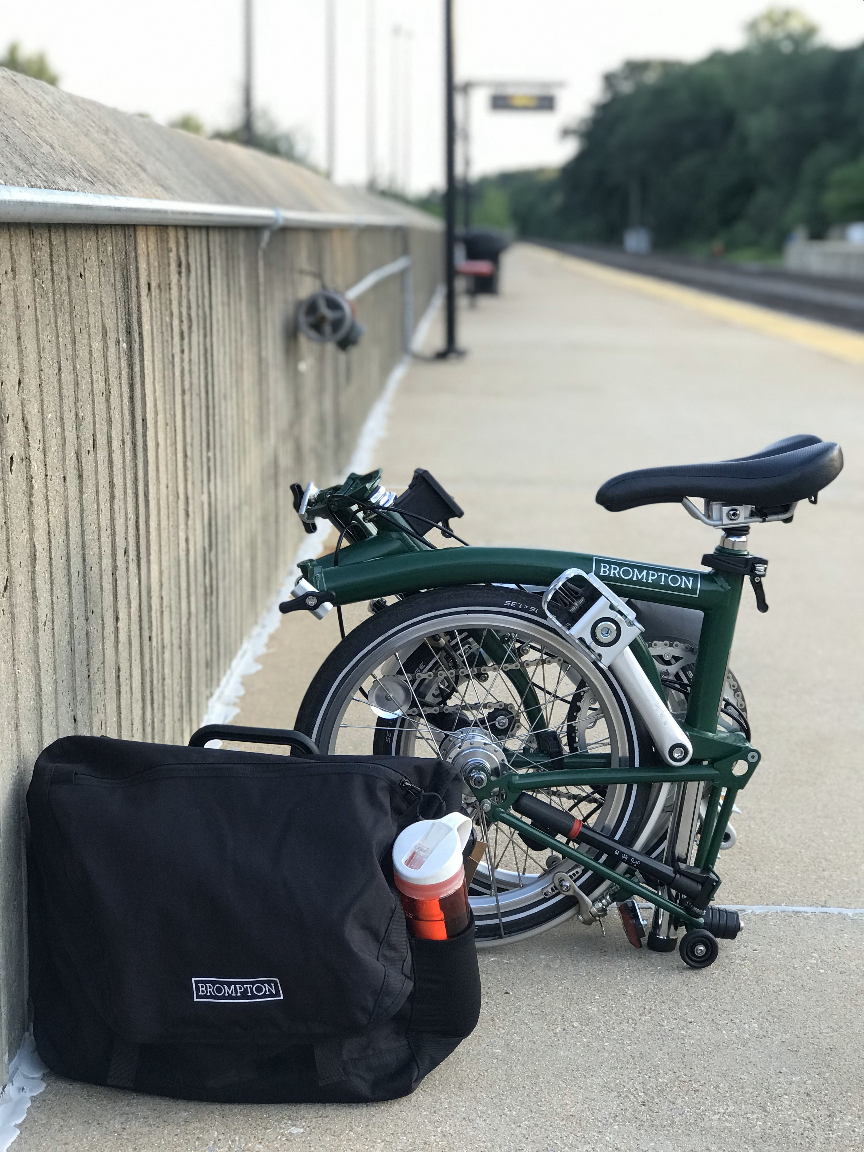 Reviewing The Brompton M3l 5 Months In By Antoine Rj Wright Medium