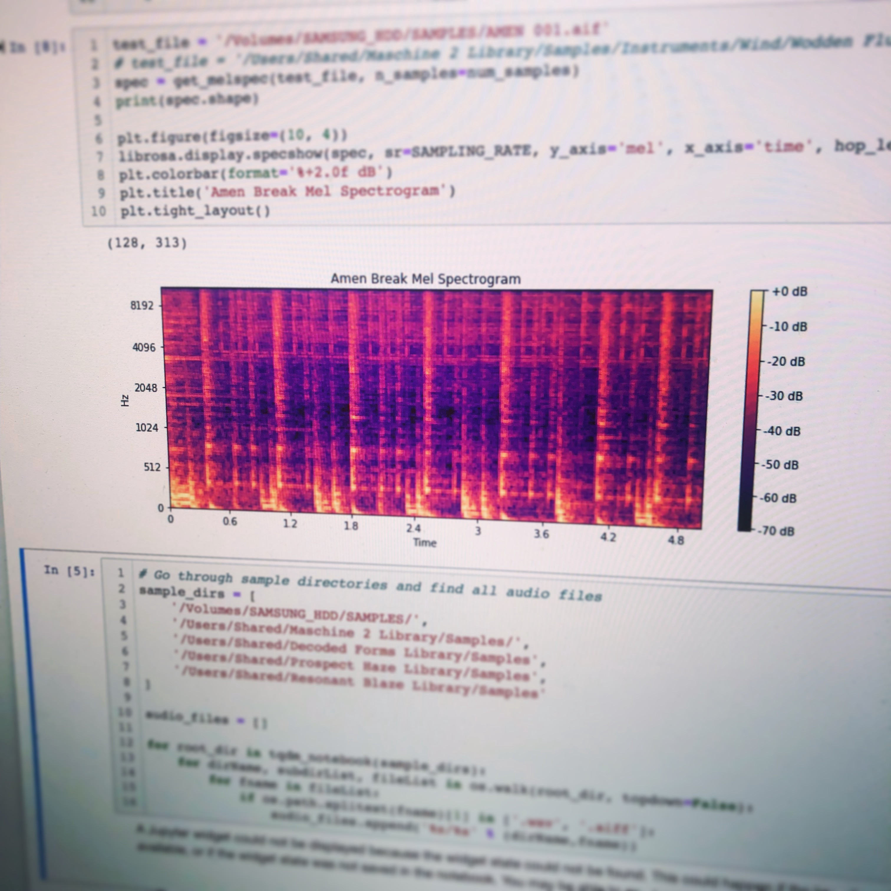 NeuralFunk - Combining Deep Learning with Sound Design