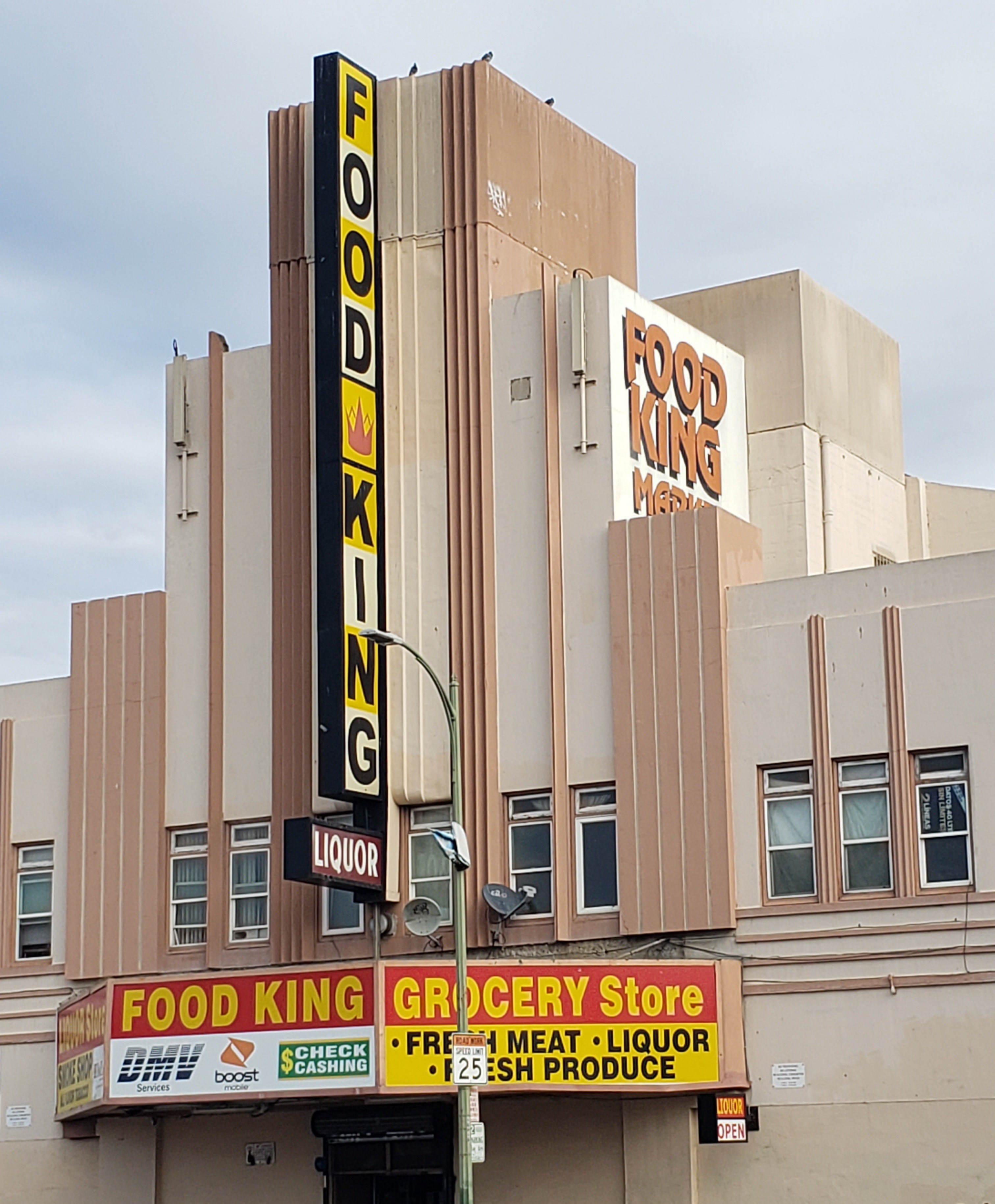 Food King store front
