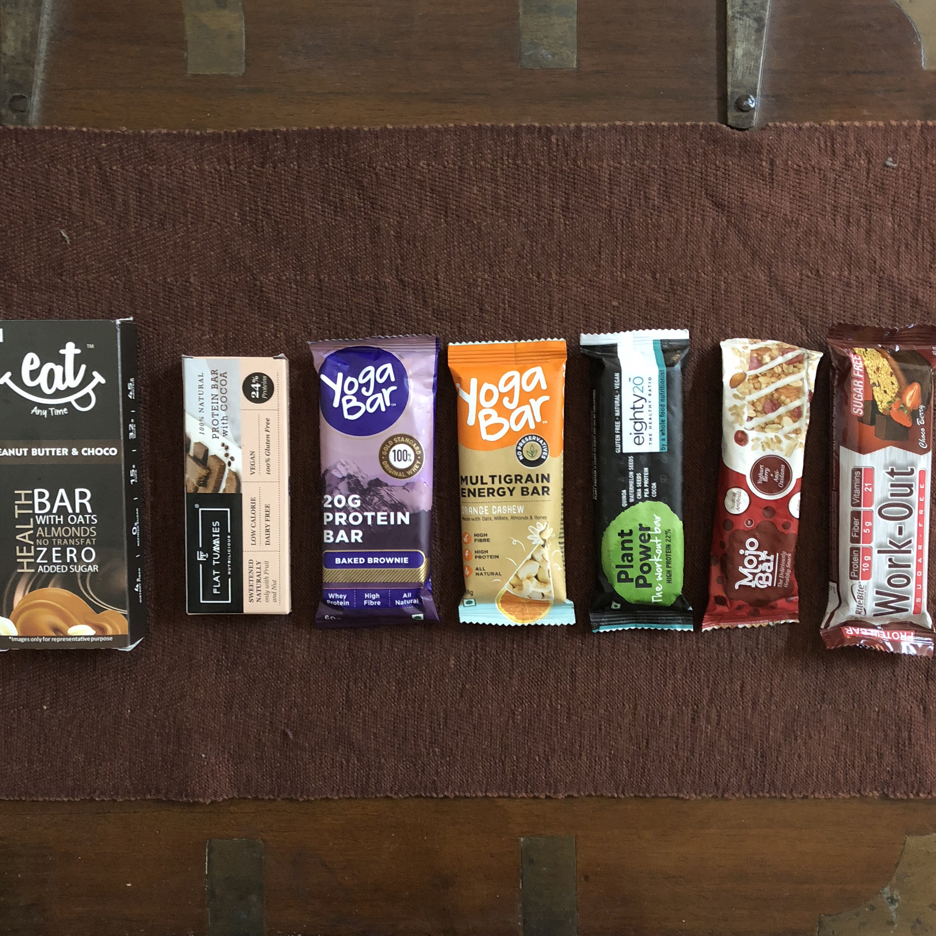 The Best Worst Protein Bars In India Fit Yourself Club