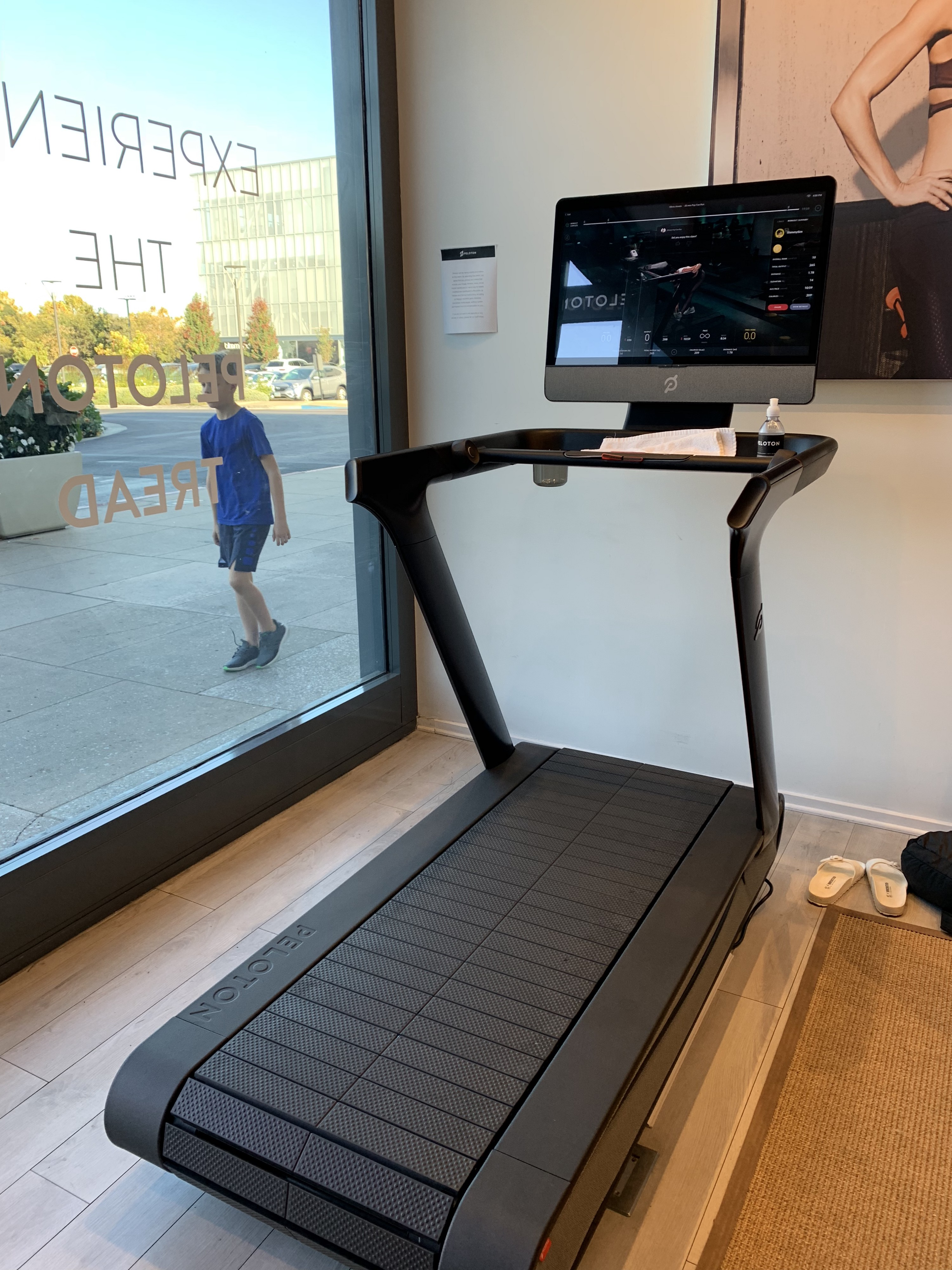 The Peloton Tread Experience. Peloton begins chapter 2 of ...