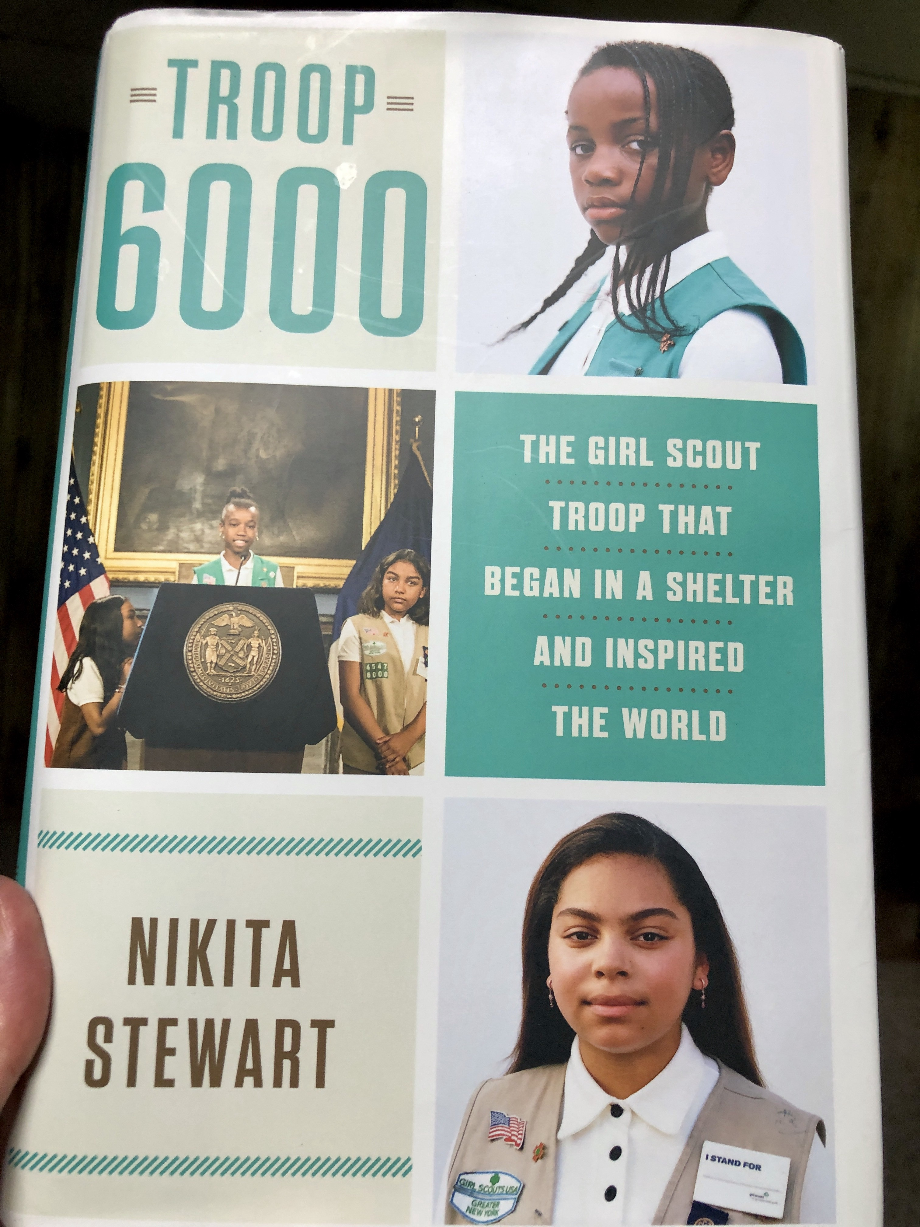 Troop 6000 book cover