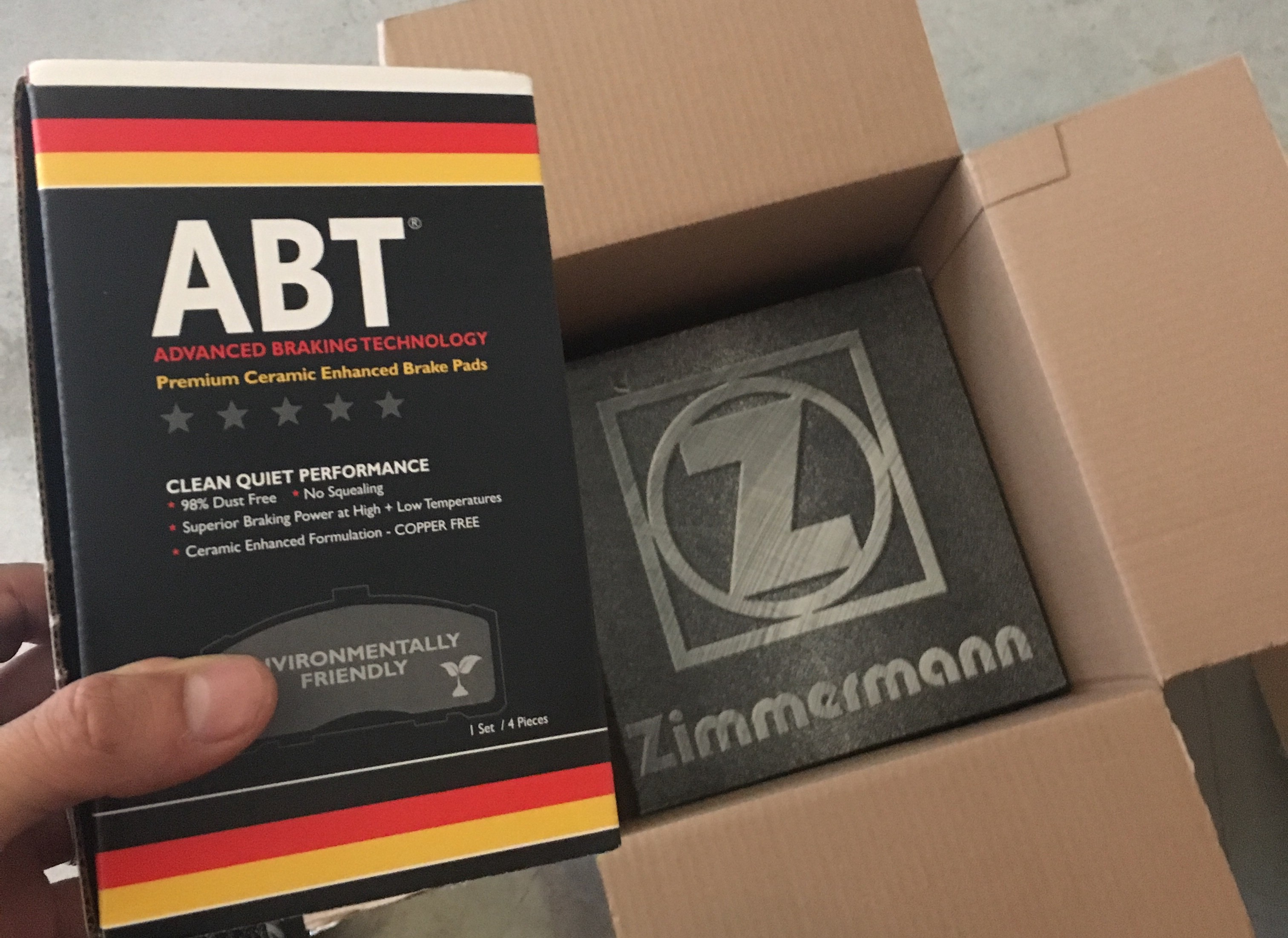 Brake Pads And Rotors Prices >> My Experience Buying Quality Auto Brake Parts Zimmermann