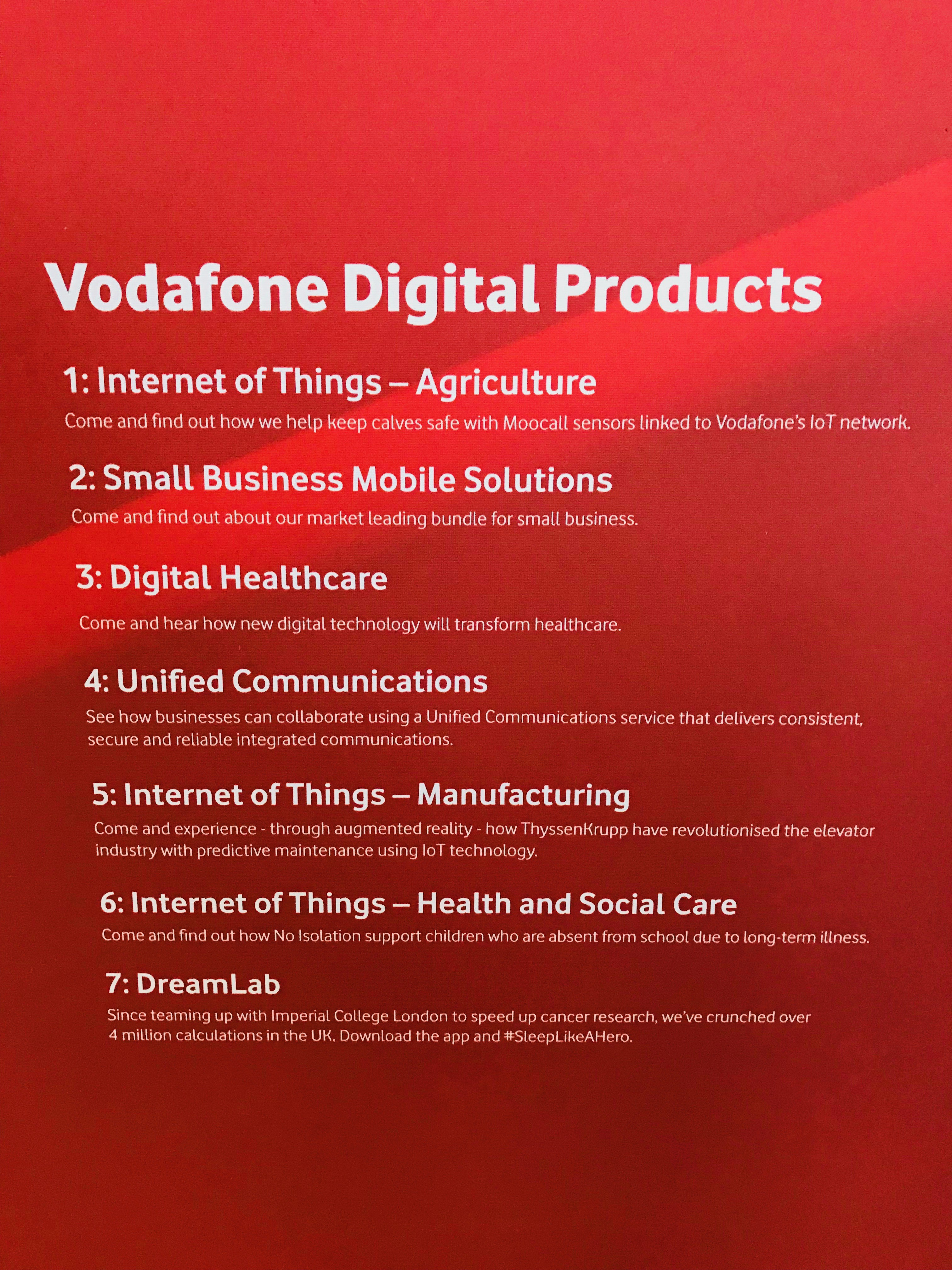 Vodafone & Makers: Future Ready - Makers