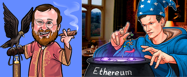 Developed or Developing? The Sweet Battle Between Ethereum and Cardano!
