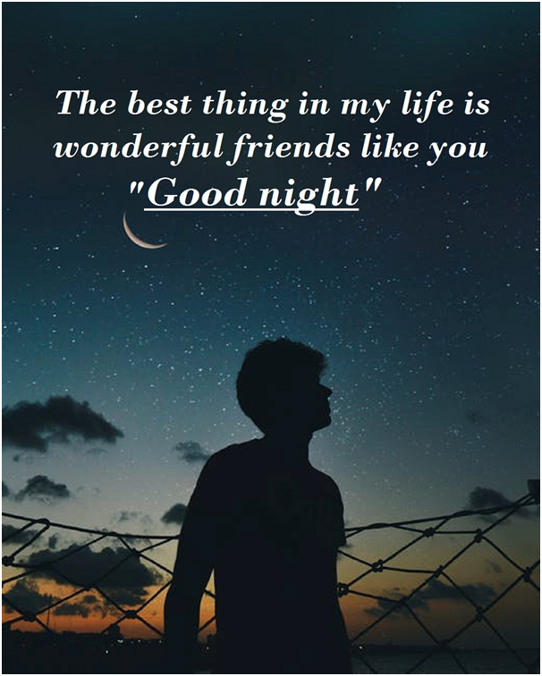 Attractive Good Night Messages for Friends | by Rahul Rawat | Medium