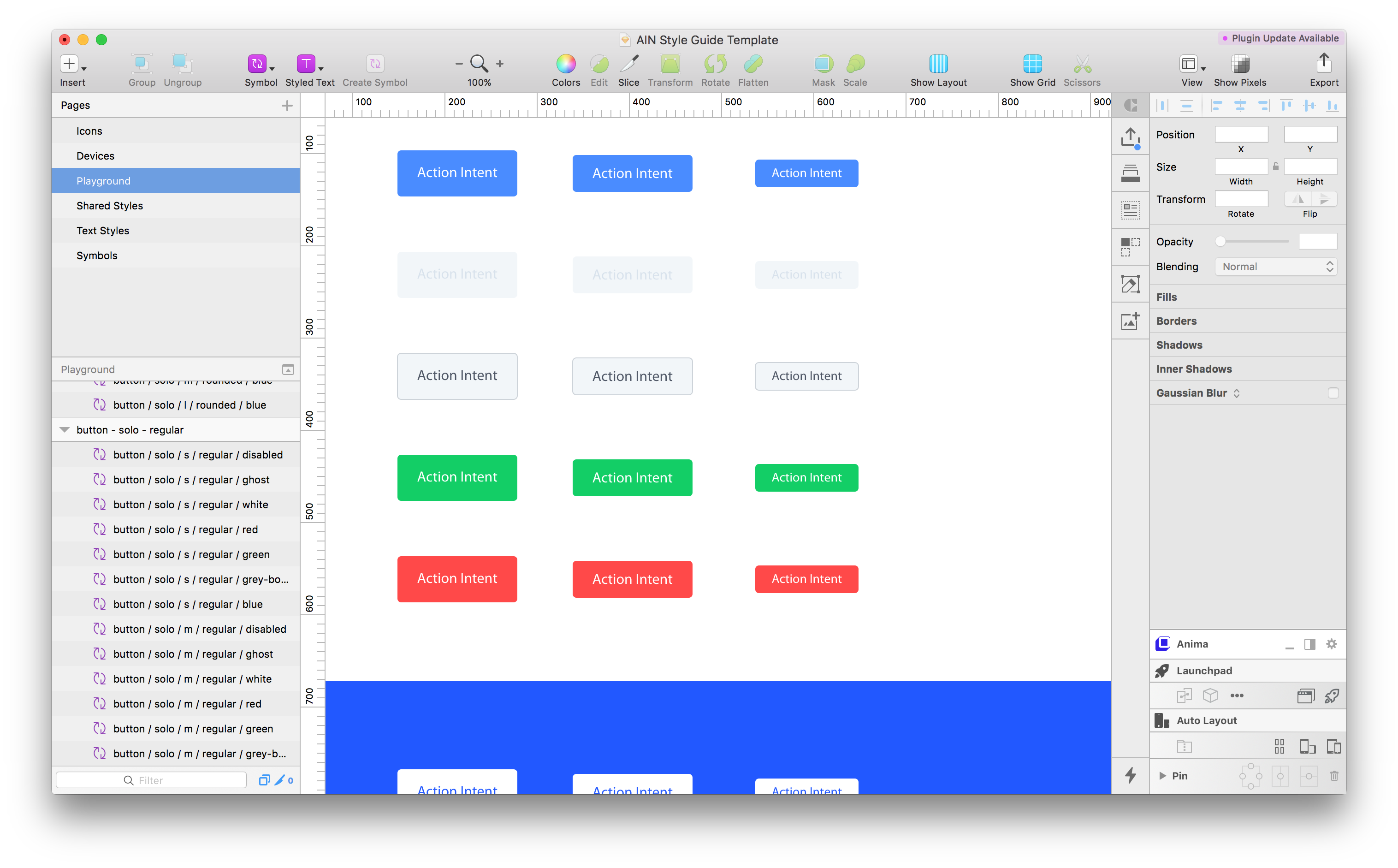 Using Sketch Libraries To Build A Better Ui Design System Part 1 By Harry Cresswell Noteworthy The Journal Blog