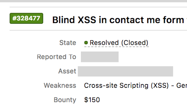 Blind XSS for beginners - InfoSec Write-ups - Medium