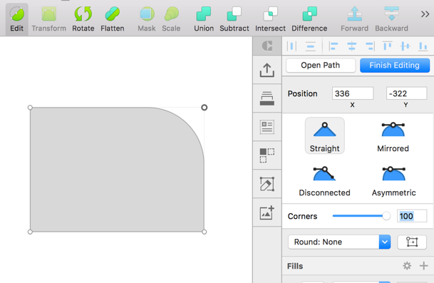 Sketch Quick Tip — Different Rounded Corners for a rectangle