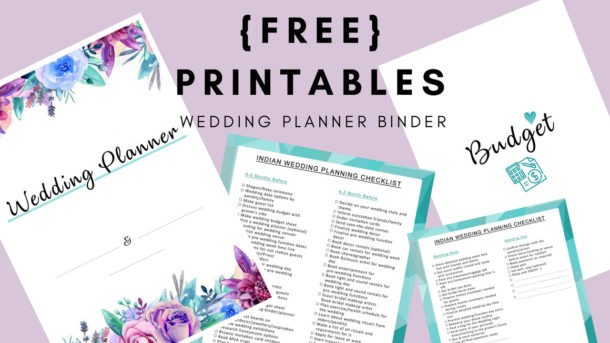 image relating to Printable Wedding Planner Pdf identify How In direction of Method A Wedding day: Do it yourself Marriage Creating Binder