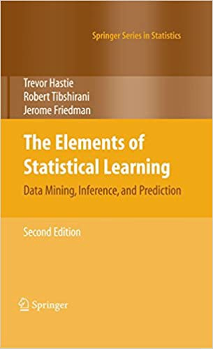 The Elements of Statistical Learning | Source: Stanford | Best Machine Learning Books | Machine Learning (ML) Books