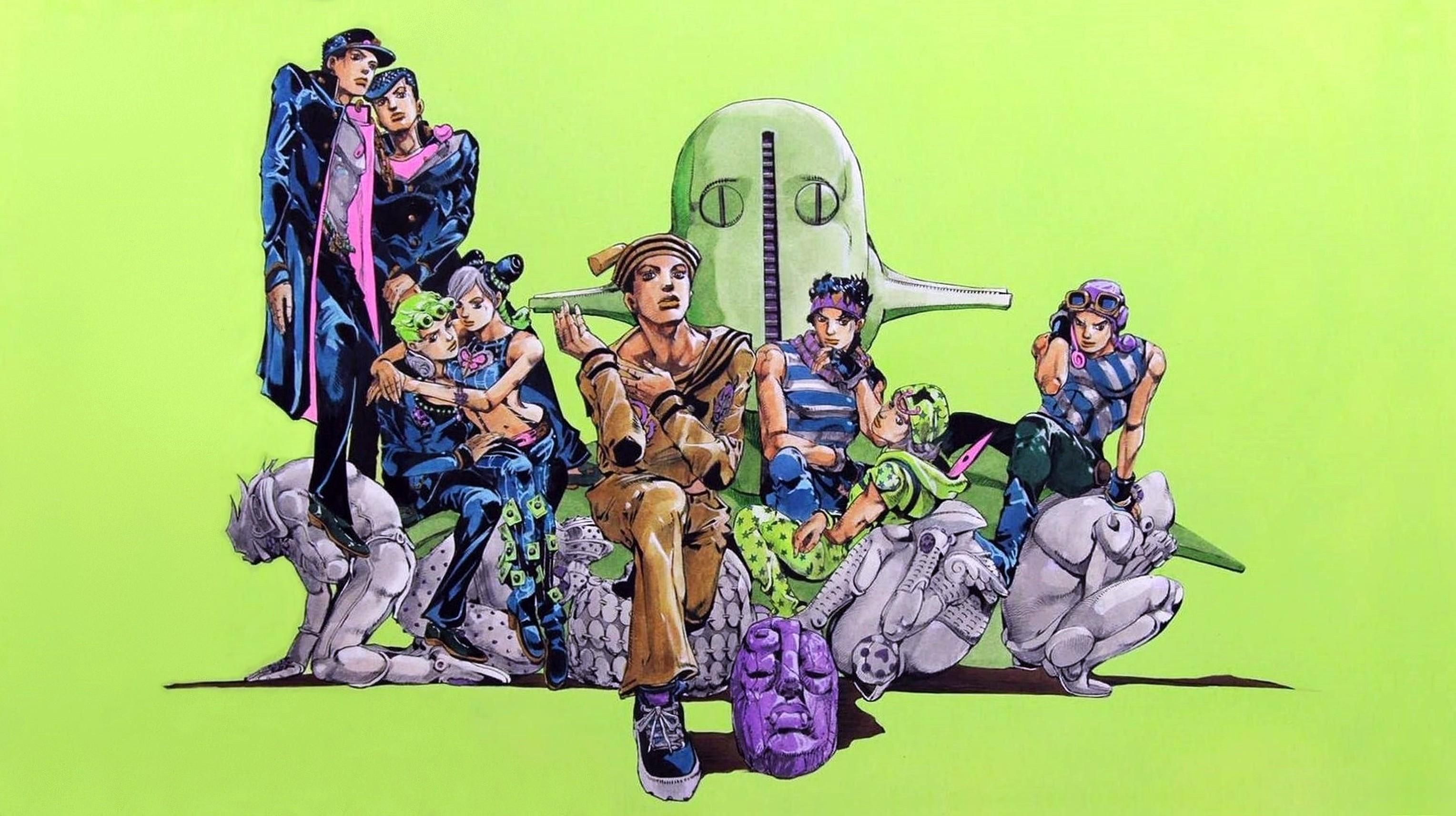 This Post Is A Jojo Reference The Sophisticated Simplicity Of Jojo S Bizarre Adventure By Anuththara Peiris Medium Well, i hope you had fun reading this, and i'll see you next week. this post is a jojo reference the