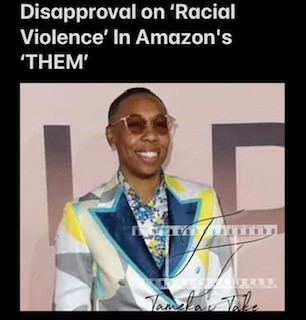 Disapproval on Racial Violence In Amazon's 'THEM'