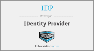 Comparing the Identity Providers (IDP's) that I use