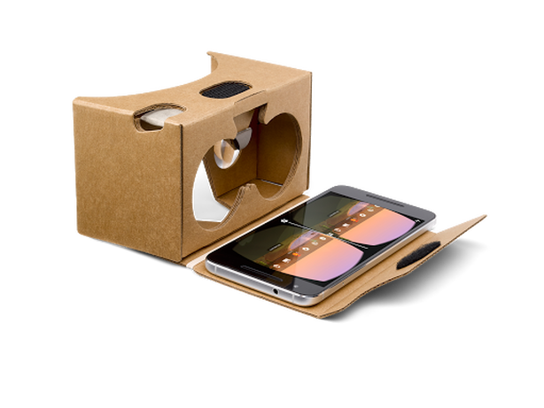 Google Cardboard and other VR Cardboard Headsets Explained