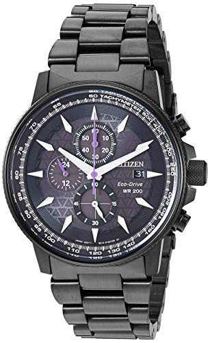Citizen Watches Men's Black Panther CA0297-52W
