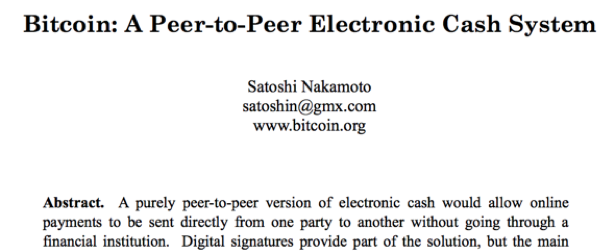 Bitcoin S Payments Are Not Peer To Peer But Corda S Are