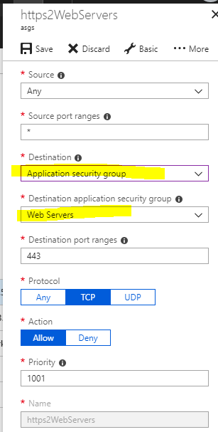 Azure  U2014 Application Security Group  Asg  Overview - Awesome Azure