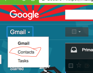 How to Import Gmail Contacts into GSuite Gmail - Pawa IT Solutions