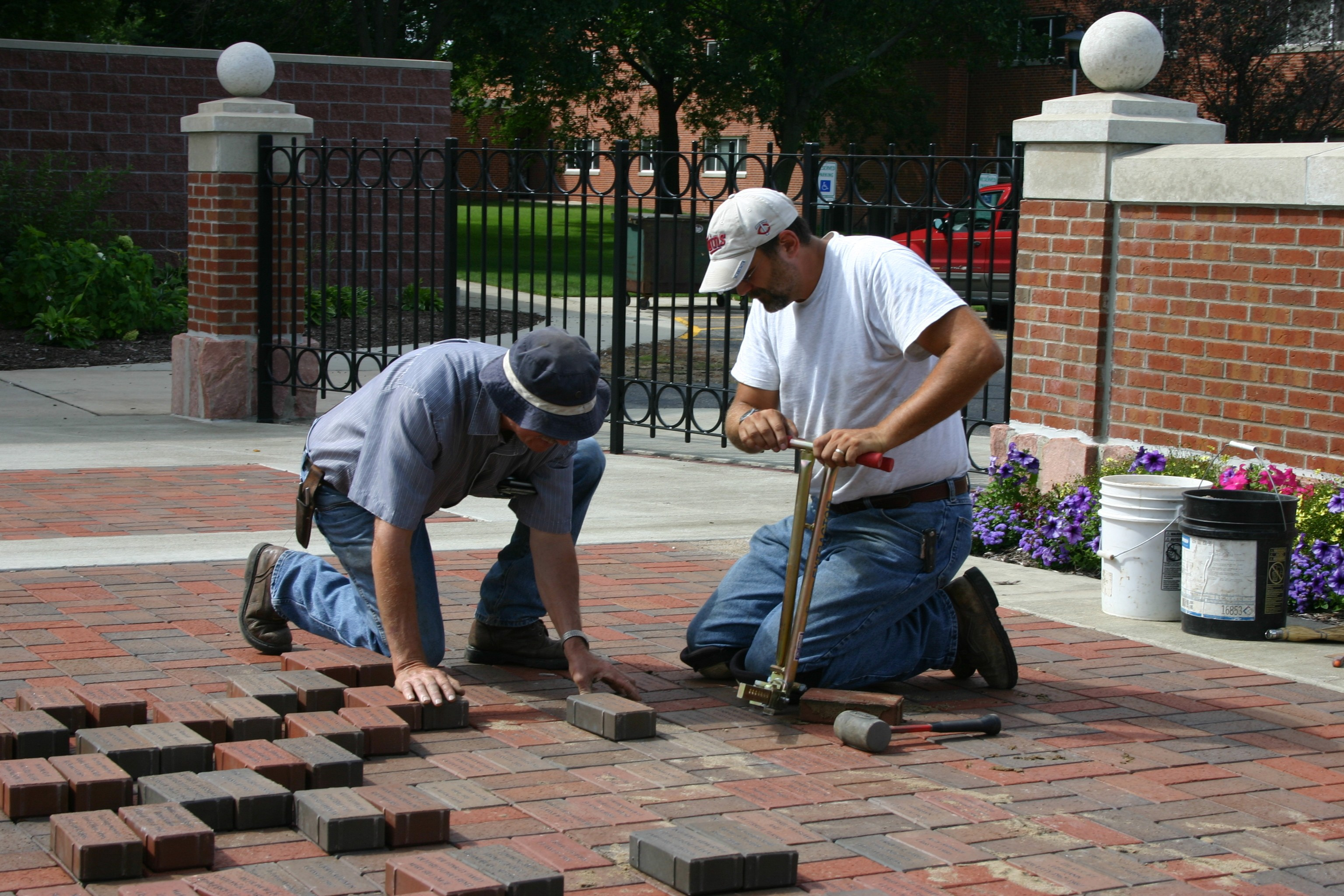 Advantages Of Brick Paving Well Laid Perth Medium