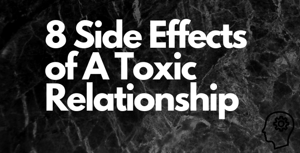 Are relationships toxic that Nine signs