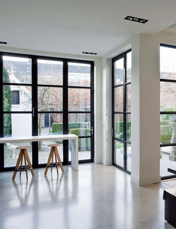 Style Your Interiors With Modern Window Frame Designs