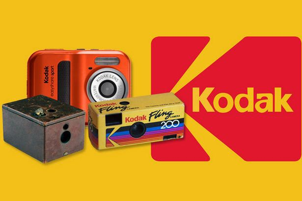 Kodak The Eastman Kodak Company Known As By Nuur Diyana Epitome Of Innovation And Technology Management Medium