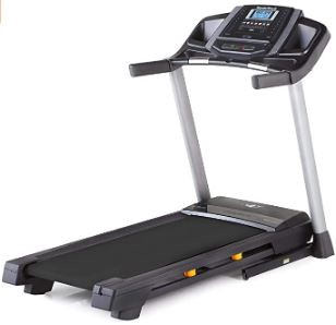 NordicTrack T Series — Best Treadmill for Apartment