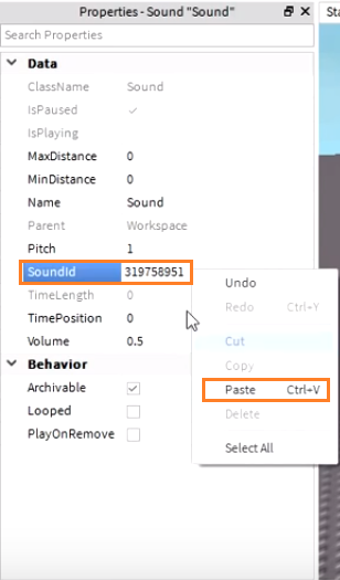 How To Add Music To Your Roblox Game By John Clock Medium