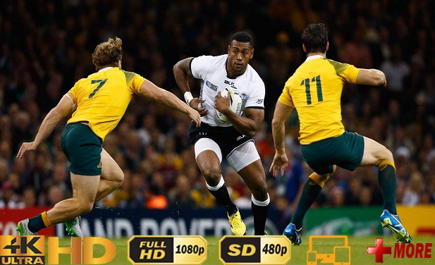 Watch [*LIVE*] Rugby World Cup 2019: Australia vs Fiji (((4K HD))) Online Free Live Stream