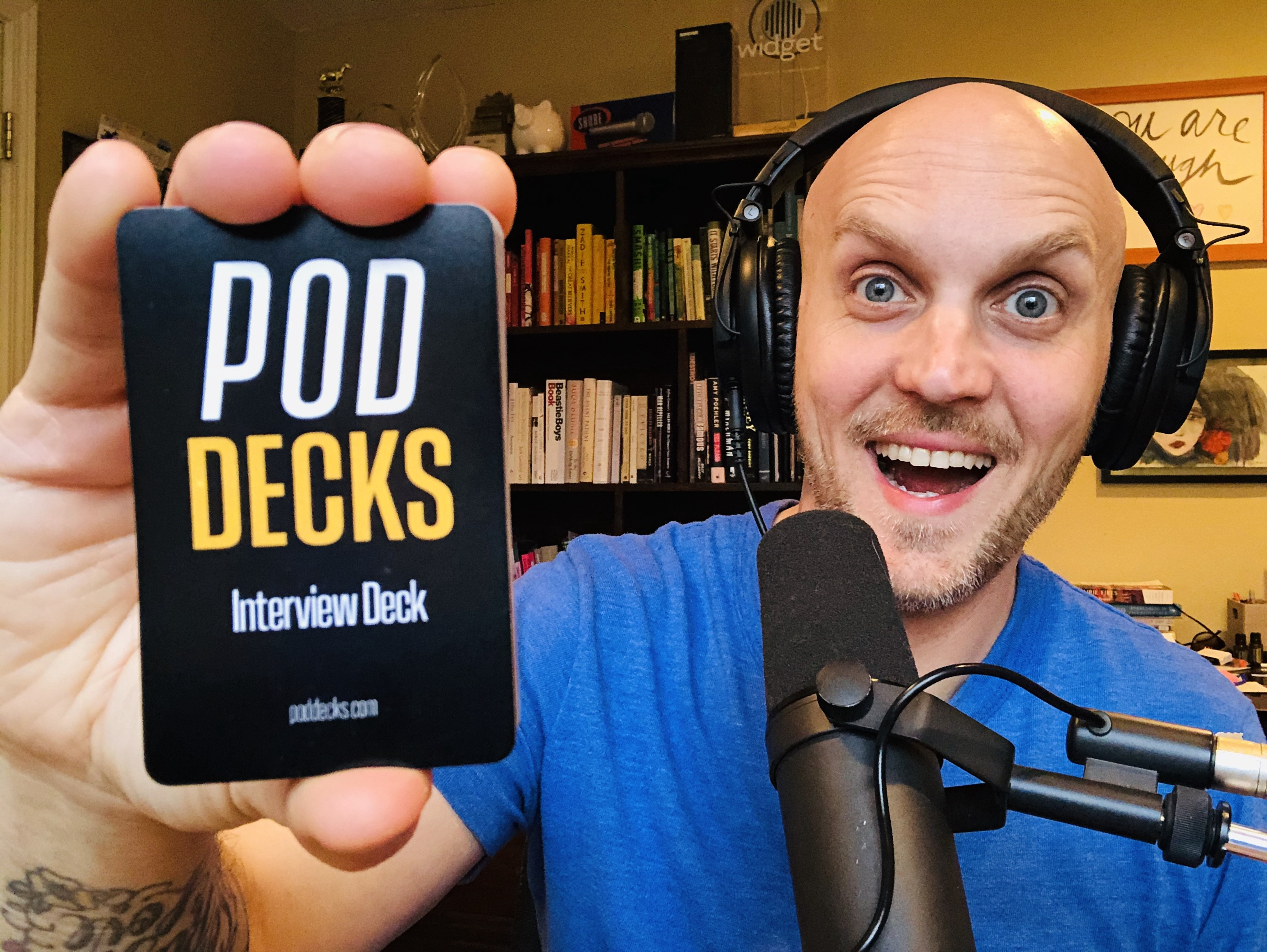 Podcast host, podcast interview, podcasting, how to