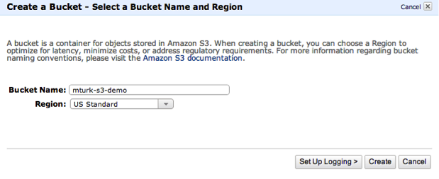 Hosting Your HIT Images Using Amazon S3 - Happenings at MTurk